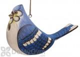 Songbird Essentials Fat Blue Jay Bird House (SE3880307)