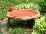 Songbird Essentials Classic 17 Garden Bird Bath (SE508)