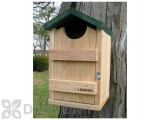 Songbird Essentials Screech Owl Bird House (SE519)