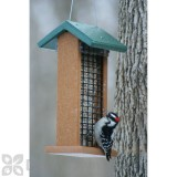 Songbird Essentials Recycled Poly 3 in 1 Bird Feeder (SE524)