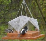 Songbird Essentials Clear Cover for Bird Seed Tray (SE531)