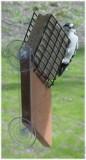Songbird Essentials Window Suet Bird Feeder (SE539)