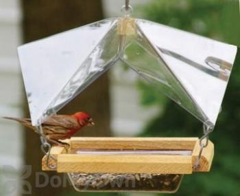 Songbird Essentials Crystal Clear Bird Feeder (SE558)
