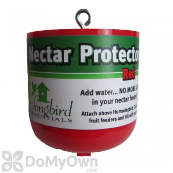 Songbird Essentials Red Bulk Nectar Feeder Protector (SE611)