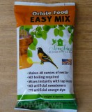 Songbird Essentials Easy Mix Oriole Food 8 oz. (SE630)
