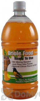 Songbird Essentials Ready To Use Orange Oriole Nectar 1 L (SE631)