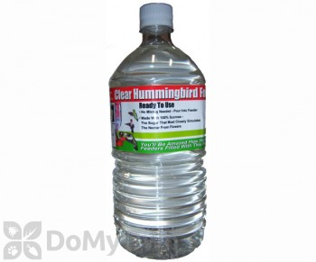 Songbird Essentials Clear Ready To Use Hummingbird Food 1 L. (SE633)