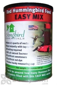 Songbird Essentials Red Hummingbird Nectar 24 oz  (SE642)
