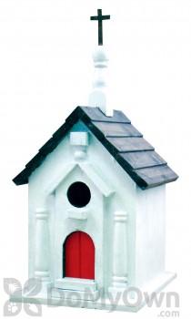 Songbird Essentials River Road Church Bird House (SE922)