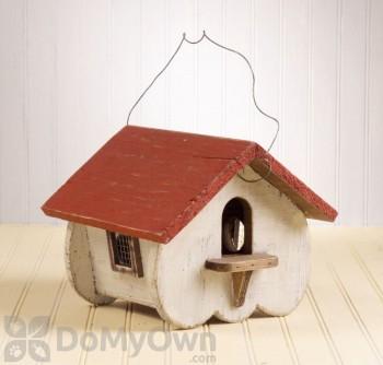 Songbird Essentials Canadian White Bird House (SE926)