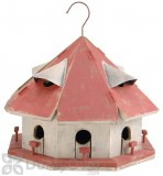 Songbird Essentials Red Roof Motel Bird House (SE930)