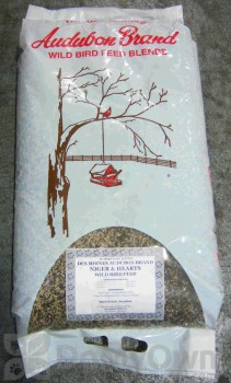 Songbird Essentials Niger and Hearts Wild Bird Feed 20 lb. (SEEDFINCH20)