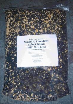 Songbird Essentials Select Blend Wild Bird Feed 5 lb. (SEEDSS05)