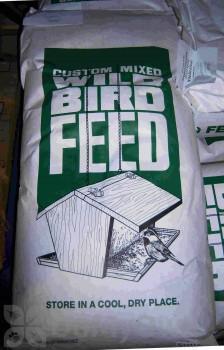 Songbird Essentials Custom Mixed Wild Bird Feed 40 lb. (SEEDSS40)