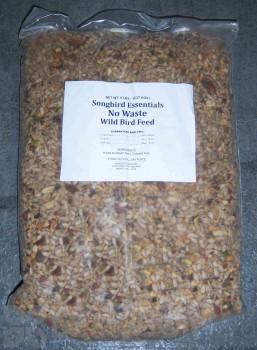 Songbird Essentials No Waste Wild Bird Feed 5 lb. (SEEDWFG05)