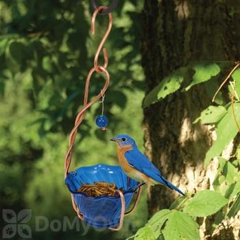 Songbird Essentials Copper Bluebird Mealworm Feeder (SEHHBBMW)