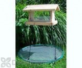Songbird Essentials Seed Hoop for Bird Feeder 24 in. (SEIA30024)