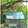 Songbird Essentials Hunter Driftwood Mealworm Bird Feeder (SERUBMWF100HD)