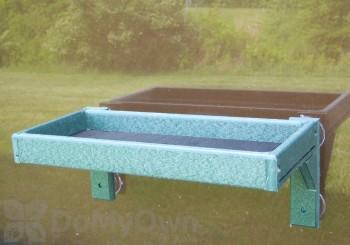 Songbird Essentials Recycled Plastic Window Bird Feeder (SERUBWF)