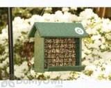 Songbird Essentials Recycled Woodpecker Feeder (SERUBWPF100)