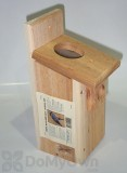 Songbird Essentials Bluebird Box Screen Top Bird House (SESC1009C)