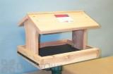 Songbird Essentials Fly Through Bird Feeder with Removable Tray (SESC1015C)