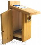 Songbird Essentials Ultimate Western Bluebird House (SEWBBSCS3004RW)