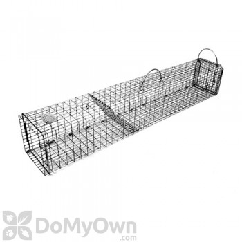 SPT50 Repeating Live Trap with One Trap Door and Easy Release Door for use with SP50