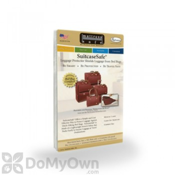 Suitcase Protector Bed Bugs