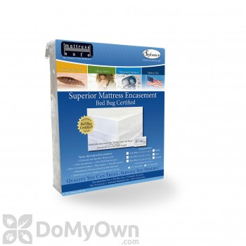 Mattress Safe Sofcover Superior Total Mattress Encasement - Full Plus+