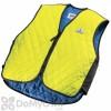 TechNiche HyperKewl Evaporative Cooling Sport Vest - Hi Viz Lime Large (6529-HV-L)