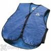 TechNiche HyperKewl Evaporative Cooling Sport Vest - Blue Medium (6529-RB-M)