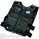TechNiche TechKewl Phase Change Cooling Vest - Black (6626)