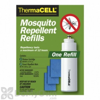 ThermaCELL Mosquito Repellents Refill (12 hrs) (R 1)