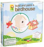 Toysmith Build & Paint Bird House Kit (2957)