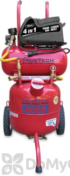 TrueTech 4000 4 in 1 Portable Applicator With Compressor (TT4000)