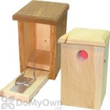 Bird Barrier Wooden Sparrow Trap (tt-wst)