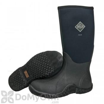 Muck Boots Tack Hi-Cut Boot Black