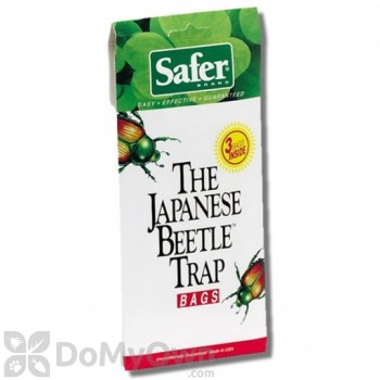 Verdant Brands Japanese Beetle Trap Bags (3 bags) (SF00102)