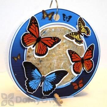 Wildlife Sciences Butterfly Suet Bird Feeder (502)