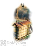 Woodlink Copper Top Single Suet Cage Bird Feeder (COPSUET)