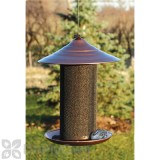 Woodlink Copper Top Thistle Tube Bird Feeder (COPTHISTLE)
