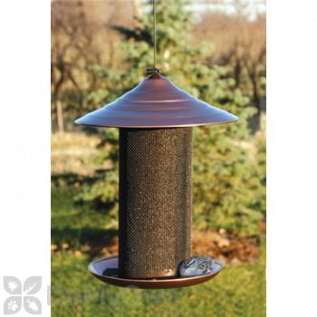 Woodlink Copper Top Thistle Tube Bird Feeder (COPTHISTLE)