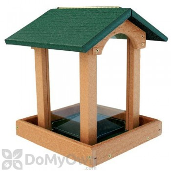 Woodlink Tall Hopper Bird Feeder 9 lb. (GGHOP)