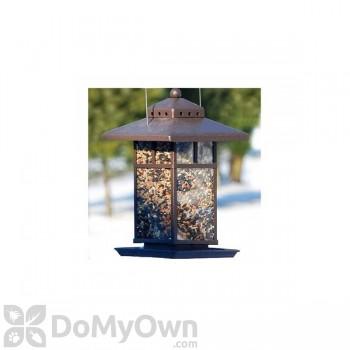 Woodlink Audubon Metal Square Lantern Bird Feeder (NA31920)