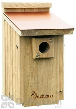 Woodlink Audubon Coppertop Bluebird House (NACOPBB)