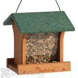 Woodlink Audubon Going Green Ranch Bird Feeder 3 lb. (NAGOGREEN1)
