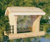 Woodlink Audubon Large Ranch Bird Feeder with Suet Screen (NARANCH3)