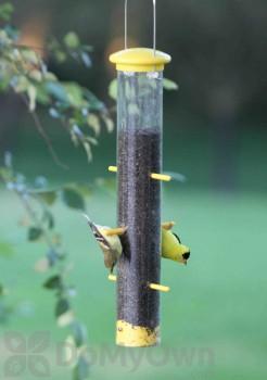 Woodlink AudubonTails Up Nyjer Thistle Finch Bird Feeder 1.2 lb. (NATUBE20)