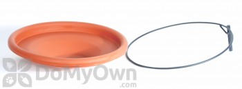 Woodlink Slot N Pin Bird Bath Bracket and Dish (SP6)